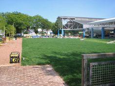 Fondy Park's Grand Opening September 16