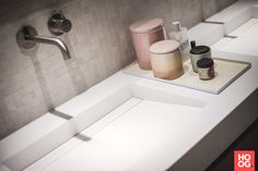 Sink, Villa, Bathrooms, Design, Home Decor, Lush, Sink Tops, Vessel Sink, Decoration Home