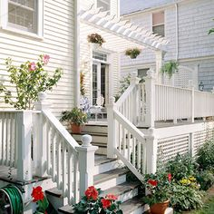 Deck Railing Ideas Railings add safety and support to a deck, but why not add style while you're at it? Give your deck a dose of personality with distinctive railings.
