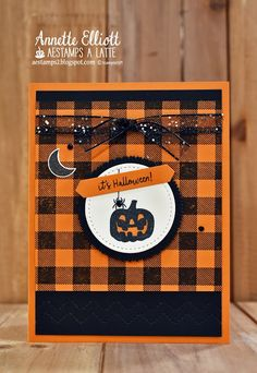 AEstamps a Latte...: Paper Pumpkin Alternatives Halloween Paper Crafts, Fairy Halloween Costumes, Halloween Themes, Halloween 2019, Spooky Halloween, Handmade Halloween Cards, Diy Holiday Cards, Fall Cards, Cards Diy