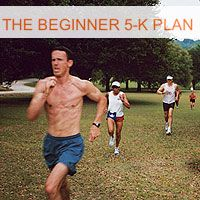 Shorter than couch to 5k, only 5 weeks..! So excited I found this.. Doing my first 5k in February.