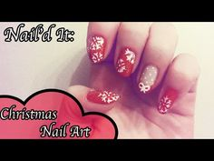 Christmas Nail Art Tutorial (Nail'd It!)