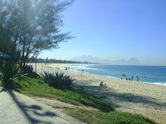 Shadows - Recreio dos Bandeirantes, Rio de Janeiro, Brazil.  (This image is copyrighted.)