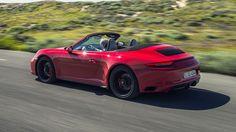 Porsche 911 Carrera GTS Cabriolet (2017) review