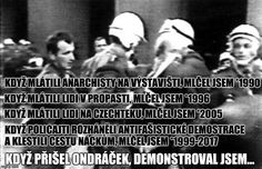 """""""#Čecháček vz.2018 zvaný #Ondráček #sorryjako"""""""
