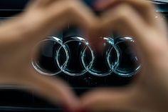 #Audi #Love #TheBest