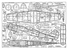 Focke Wulf 190-D9 - plan thumbnail