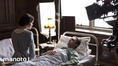 پشت صحنه سری دوم Downton Abbey