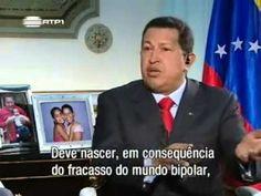 Hugo Chaves entrevistado por Mário Soares