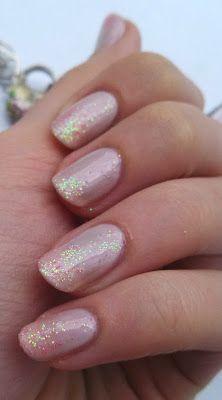 Рожевий гліттер для декору нігтів BornPrettyStore #bornprettystore #nailart #glitter #manicure #nails #nailpolish #pink #jerden #accessorize #necklace