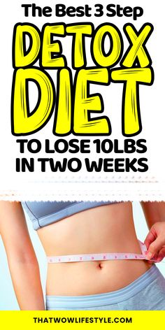 Want to lose 10 pounds easily? Looking for a natural body cleanse? Want to lose weight quickly, want a clean skin...? Try this easy 3 day detox diet that will help you in your weight loss, get a flat stomach and many more benefits. If you want a quick diet for your post holiday season, before or after christmas, this diet is perfect. #detoxdiet #3daydetoxdiet #detoxforweightloss #detoxdietweightloss #howtolose10pounds 7 Day Detox Diet, Detox Diet For Weight Loss, Detox Meal Plan, Lose Weight In A Month, Lose Weight At Home, Lose Weight Quick, Diet Plans To Lose Weight, Loose Weight, Natural Body Cleanse