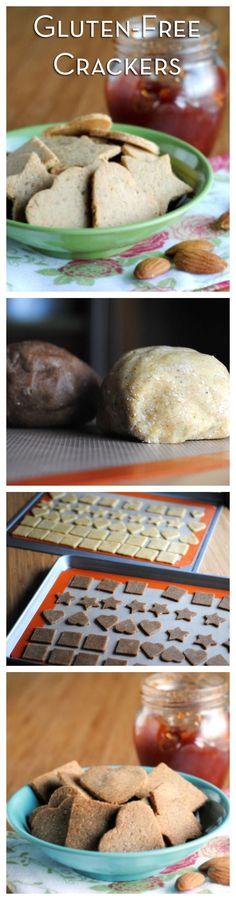 "Homemade Crackers: Alternative to Goldfish Crackers! | Recipes   ""YUM!!!!!"""