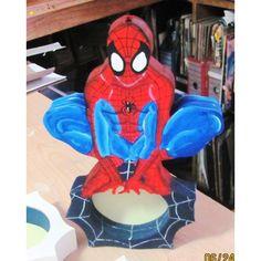 Resultado de imagen para hombre araña deco
