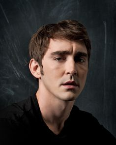 Lee Pace - He's like a piece of candy...where to start.