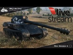 World of Tanks 【LIVE】☣ Ha hétfő akkor GoodBad93  ;)