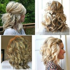 Medium Curly Hairstyles 2014 medium curly hairstyles for prom ...