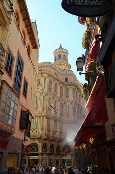 """""""Altstadt von Palma"""" Bild Altstadt in Palma de Mallorca"""
