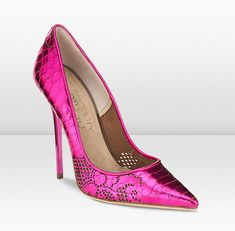 & I will own a pair of Jimmy Choo's before I die I pray :)   Just gotta get $1295 for these and I'm set
