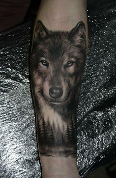 67 Ideas For Tattoo Wolf Frauen Unterarm - - Tattoos Neu Mini Tattoos, Trendy Tattoos, Foot Tattoos, Cute Tattoos, Body Art Tattoos, New Tattoos, Tattoos For Guys, Celtic Tattoos, Tatoos