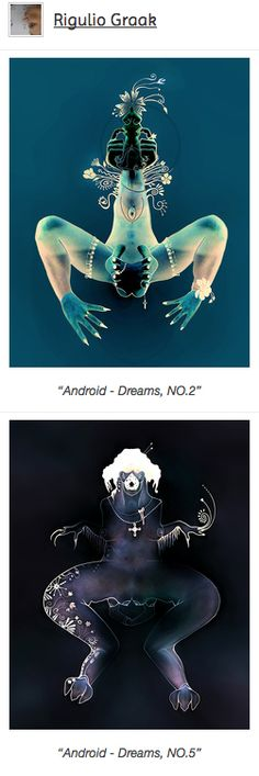 The Android Series