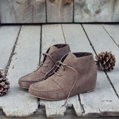 The Desert Booties, Cozy Booties from Spool No.72 | Spool No.72