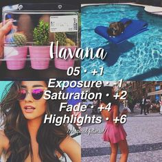 vscocam filters mylifeaseva - Google Search