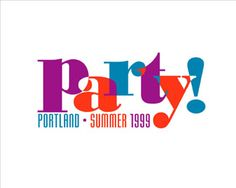 Logo Design~Party Time