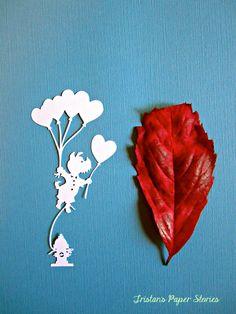 #papercutting #papercutart #dog #art #illustration #tristanspaperstories