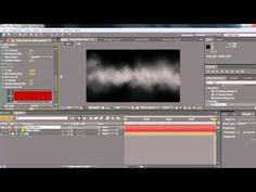 Tips , CC and Red Giant Particular 2 ( How to make a dusty fog ) tutorial for adobe after effects - YouTube