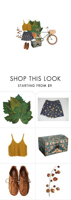 """midsummer"" by rotchenkova ❤ liked on Polyvore featuring Jeffrey Campbell and Pier 1 Imports"