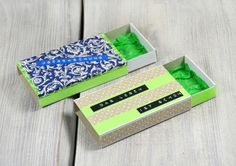 Geschenkbox mit Sprüchen von Gisa's auf DaWanda.com