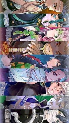 Kimetsu no Yaiba Hashira All Members The Pillars HD Mobile, Smartphone and PC, Desktop, Laptop wallpaper Anime Angel, M Anime, Fanarts Anime, Anime Demon, Otaku Anime, Anime Characters, Anime Art, Cute Anime Wallpaper, Wallpaper Pc