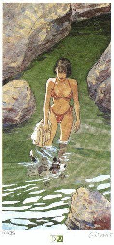 Jean-Pierre Gibrat Erotic Art   1000+ images about Gibrat on Pinterest   Ex libris, Jeans and Comic ...