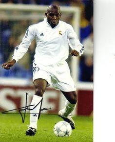 Geremi. Real Madrid