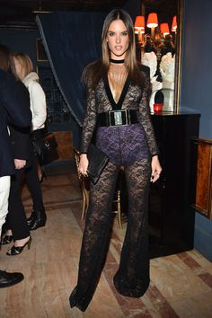 All the photos from the Balmain after party