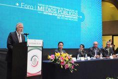 Mejorar ley de telecomunicaciones, a favor de medios públicos