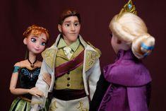 Explore the Ooak dolls collection - the favourite images chosen by crystal-of-ix on DeviantArt. Ooak Dolls, Barbie Dolls, Princess Toys, Disney Princess, Frozen Dolls, Cinderella Doll, Frozen Fan Art, Frozen Elsa Dress, Frozen Characters