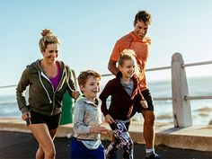 The Best Workouts for Active Parents, Kids and Families