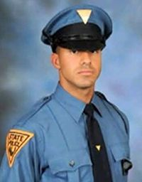 National Law Enforcement Officers Memorial Fund: Trooper Anthony Raspa The National Law Enforcement Officers Memorial Fund regrets to inform you of the death of Trooper Anthony Raspa, New Jersey State Police. Trooper Anthony Raspa was killed in an automobile crash after his patrol vehicle struck a deer. Trooper Raspa is the third law enforcement fatality from the State of New Jersey in 2015. END OF WATCH MAY 32,015