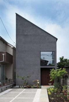 Project - Tamaranzaka House - Architizer