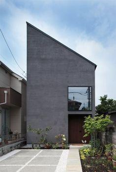 Project - Tamaranzaka House - Architizer
