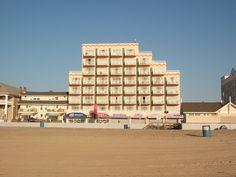 Paradise Plaza Inn ~ 9th St & the Boards, Ocean City, MD 21842