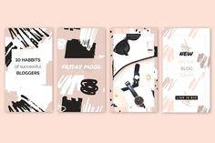 Blush Crush Patterns & Templates - Patterns - 8