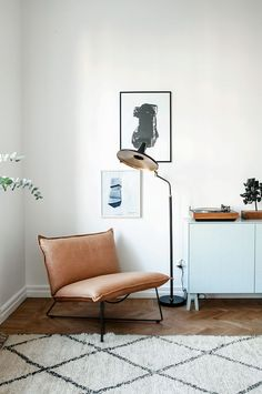 'Minimal Interior Design Inspiration' is a biweekly showcase of some of the most perfectly minimal interior design examples that we've found around the web - Interior Design Examples, Interior Design Inspiration, Home Interior Design, Interior Styling, Interior Decorating, Design Ideas, Decorating Ideas, Apartments Decorating, Decorating Bedrooms