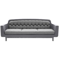 Normann Copenhagen: Onkel sofa, light gray