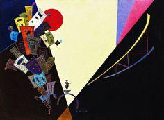 Epanouissement  (1943)  Wassily Kandinsky