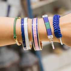 Arm candy! @chictopia got excited when they saw these in our Flat Iron Sperry store during #NYFW #sperrynyfw