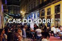 Home Hunting Lisboa - Cais do Sodré #HomeHunting #CaisDoSodre