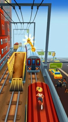 Subway Surfers for Android - Review - Geek