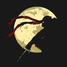 Check out this awesome 'Moonlit+Wrath' design on TeePublic! http://bit.ly/1kpuExd